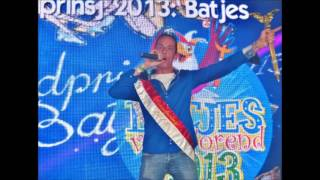 Orendprinsj Batjes 2013- Afscheidsliedje