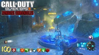 ORIGINS ROUND 100 ATTEMPT VS TREYARCH! - BLACK OPS 3 ZOMBIE CHRONICLES DLC 5 GAMEPLAY!