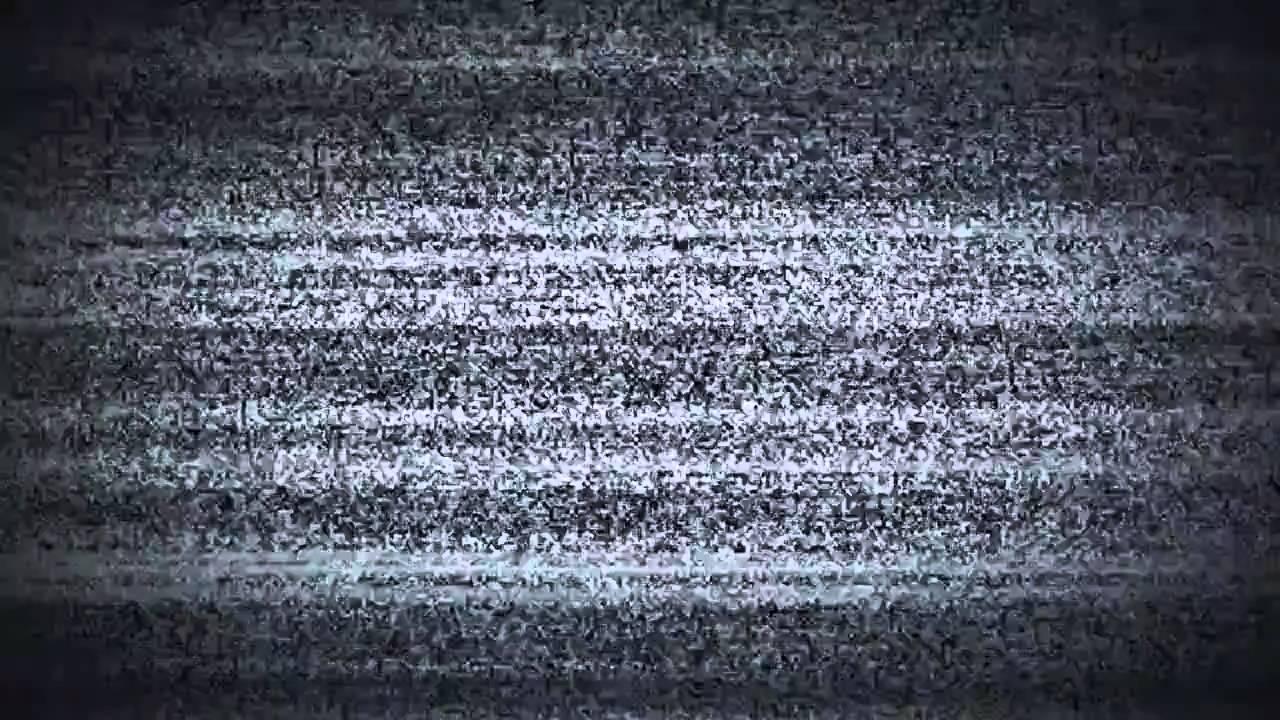 Рябь экрана эффект телевизора шипение на экране