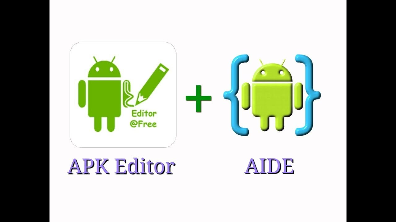 AIDE + APK EDITOR (change APP NAME,ICON,BACKGROUND and ADD BUTTON)  #Smartphone #Android