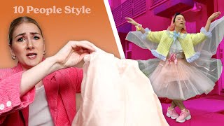 10 People Style A Tulle Skirt