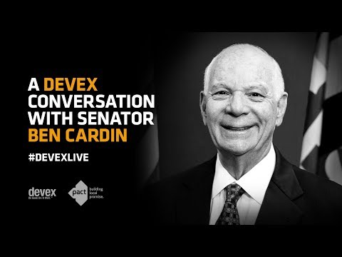 Inside Policy: A conversation with Ben Cardin