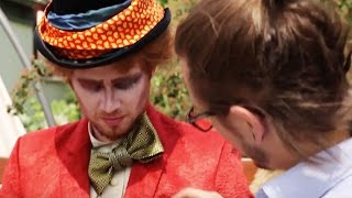 Alice in Wonderland - Behind The Scenes - Teil 1/2