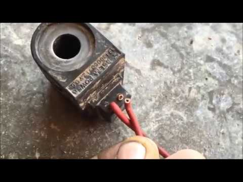 How to Repair a PTO Solenoid Coil That Got Hot