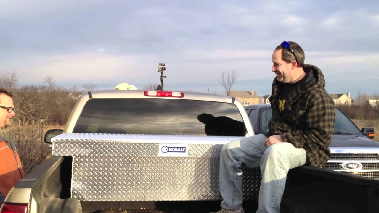 Kobalt Tools Review >> Kobalt Fullsize Contractor Truck Tool Box - YouTube