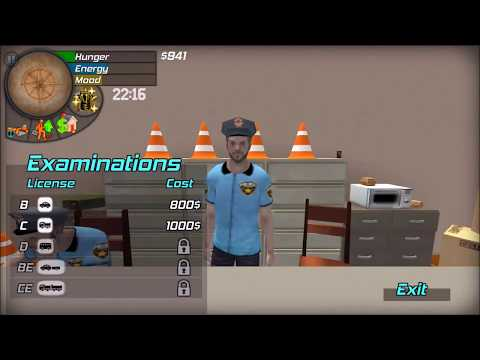 Big City Life Simulator #3 🌟 Builder constructor drivers licence B Gameplay 🌟 Android iOS
