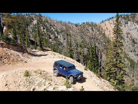 Cinnabar Trail Idaho