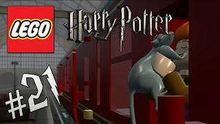 LEGO Harry Potter Years 1-4 Part 21 - Year 3 -  Dementors on the Hogwarts Express
