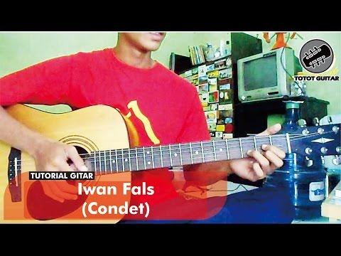 Tutorial Gitar | Iwan Fals - Condet