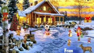 TEX RITTER - Merry Christmas Polka (1950)