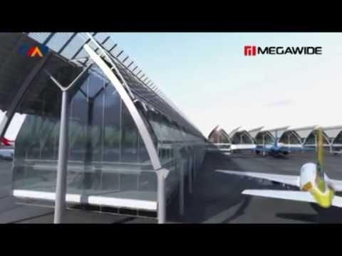 GMR-Megawide's Mactan-Cebu International Airport Video Walkthrough