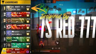 Inspired By 7S RED 777|| Kill montage Highlights ||Peace Bro Gaming