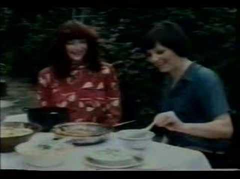 Kate Bush - Delia Smith's Cookery Course