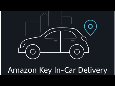 Pop The Trunk Will Amazon In Car Delivery Open The Door To In Home