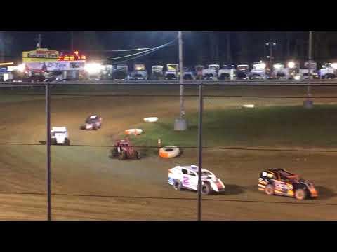 Mercer Raceway Park heat race 10/6/17