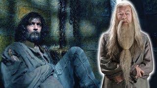 Wusste DUMBLEDORE, dass SIRIUS unschuldig war?! | Ich beantworte EURE Harry Potter Fragen