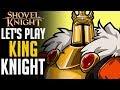 ศาสตร์และศิลป์แห่งการเสพหนังโป๊   Shovel Knight ทั้งชุดนอน #02   Pridemoor Keep + King Knight