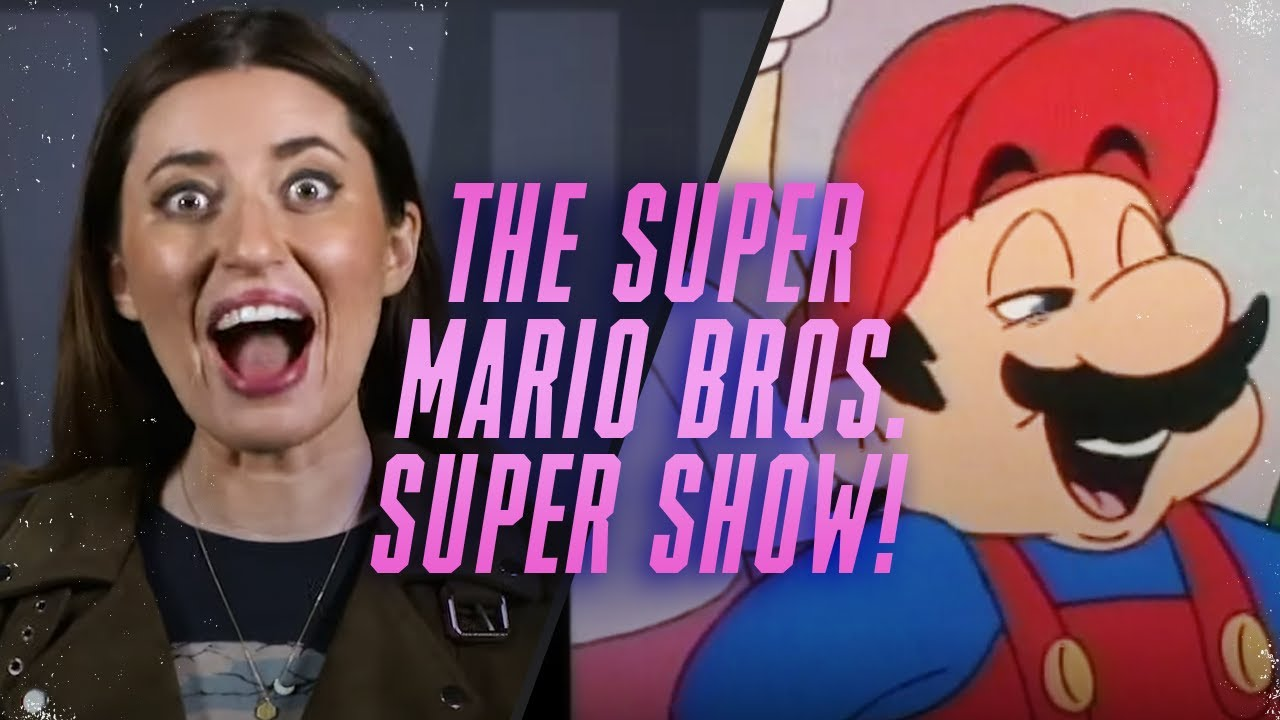 The Super Mario Bros Super Show Everything You Didn T Know Syfy Wire