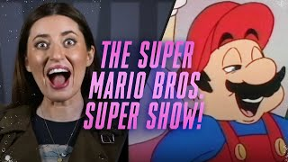 The Super Mario Bros. Super Show!: Everything You Didn't Know | SYFY WIRE