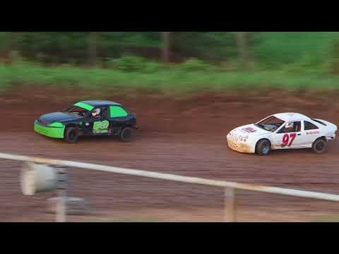 Ohio Valley Speedway 4-CYL Feature 6-22-2019