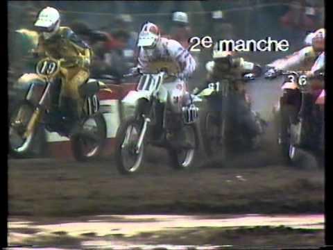 1984 GP 125cc Motocross Stevensbeek (NL) - winner Dave Strijbos
