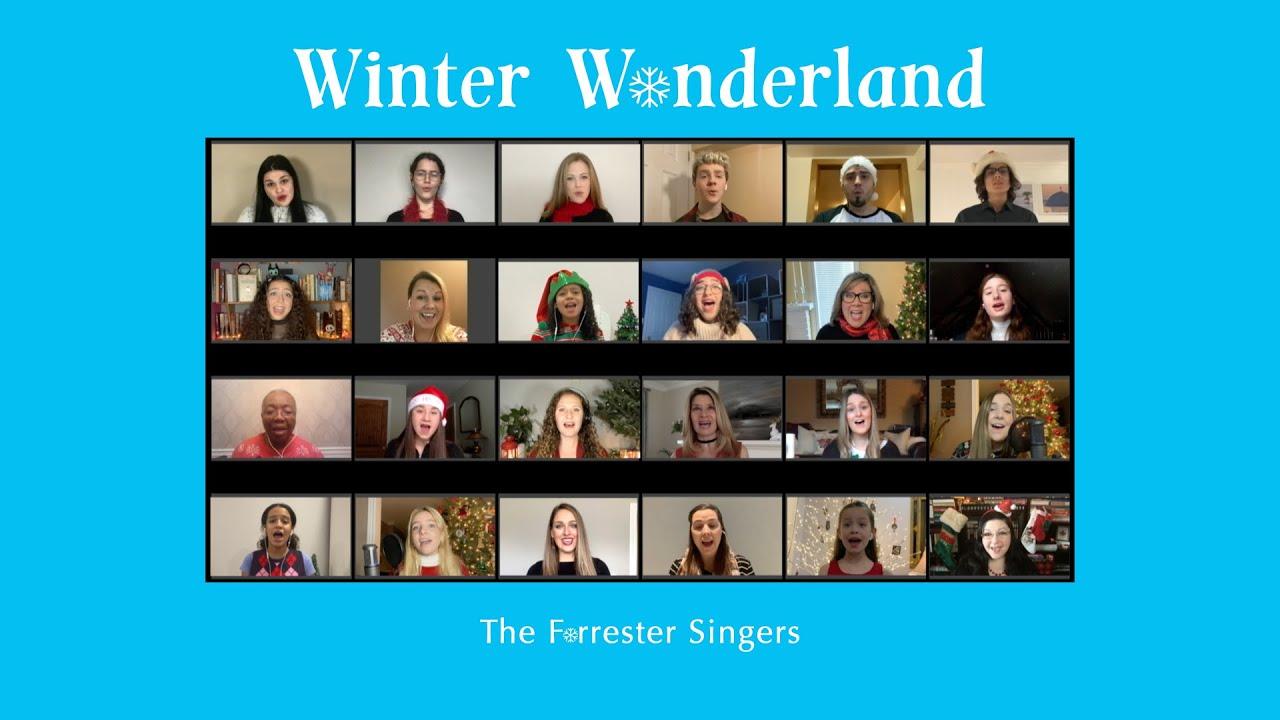 Winter Wonderland - The Forrester Singers