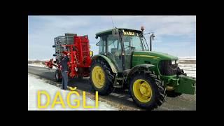 Gambar cover Jhon Deere 5105m-yonca balya basımı               KONYA-Küçükköy            DAĞLI-2