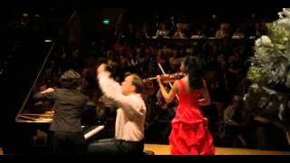 Nancy Zhou | Wieniawski | Variations On An Original Theme | Queen Elisabeth Competition | 2012