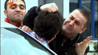 Beşer İstanbul trafiğinde insanlıktan çıktı