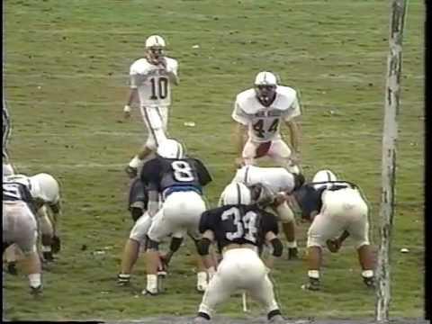 1991 New Jersey High School Group1, Section 1 Semi-Final (3) PARK RIDGE at (2) PALISADES PARK