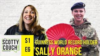 SCOTTY COUCH! S1 \ E6 - Sally Orange