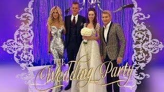 Басков и Вика ведут свадьбу Тарасова и Костенко💘все кричат горько молодым