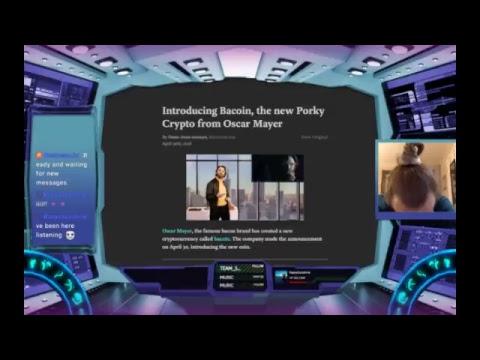 👑SOVEREIGN STARCAST👽  - Episode 51 - Coinbase, Reddit, Bacoin, 4th Pillar, NSA
