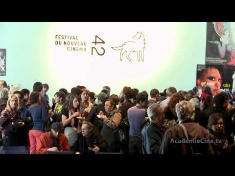 Festival du nouveau cinéma 2013 - Conférence de presse en images