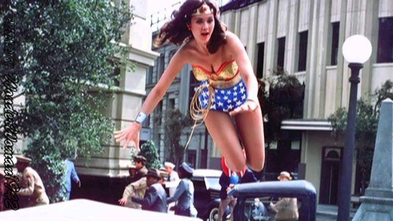 The New Original Wonder Woman With Lynda Carter - Youtube-3250
