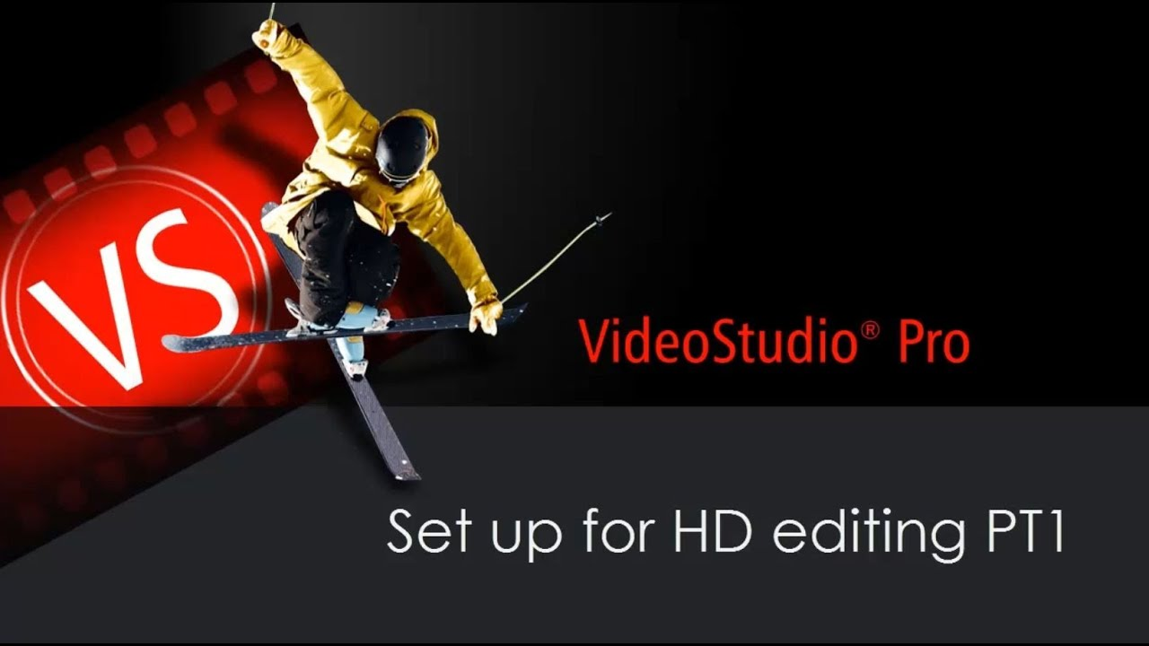 Videostudio ultimate x7