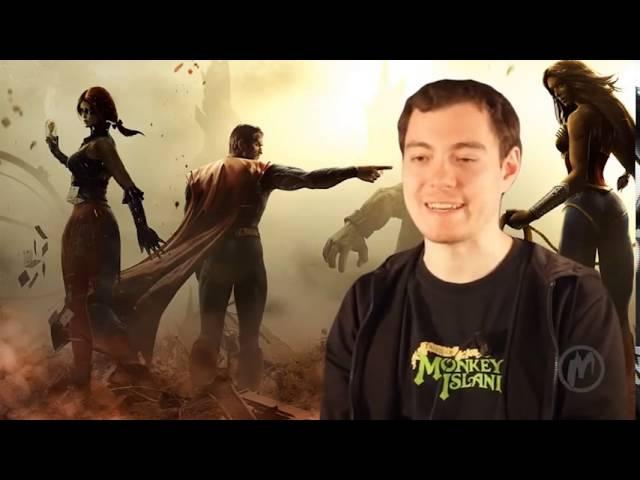 Injustice: Gods Among Us (видео)