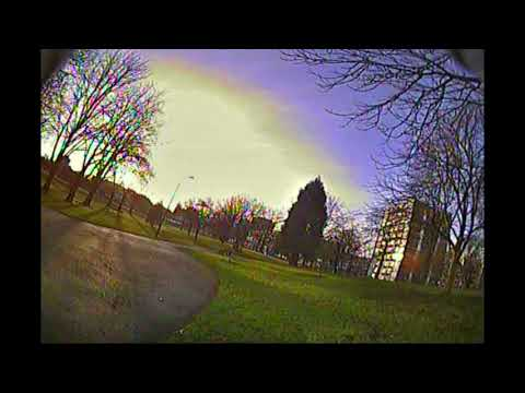 FPV shoreditch park - two inches of fun