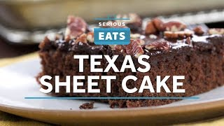 How to Make Texas Sheet Cake