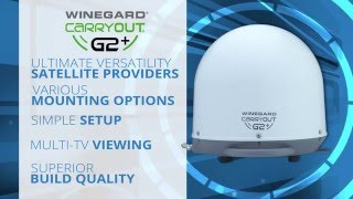 Winegard Carryout G2+ Automatic Satellite Antenna