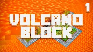 Volcano Block Modpack Ep. 1 You Will LAVA This Pack