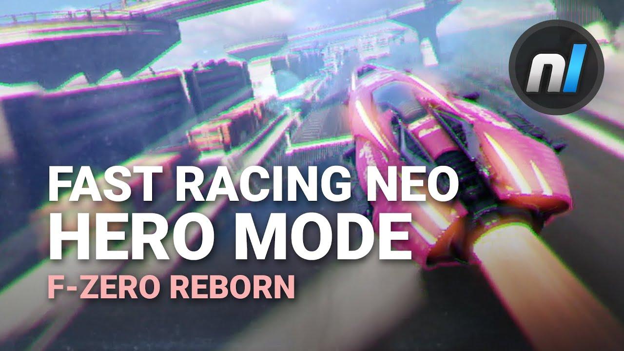 F-Zero Fast Race Neo