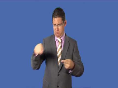 EDF | Employment | Sign language