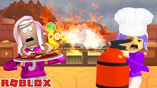 DO WE DARE TO COOK?? MOST CHAOTIC KITCHEN IN ROBLOX! 🔥🍳