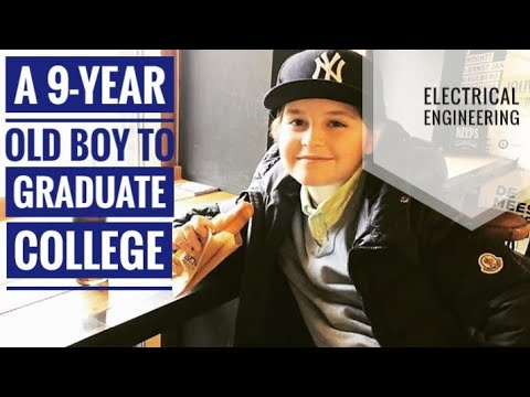 Jim E. Chonga - Think You're Smart? How 'Bout Getting a Bachelors in Engineering at 9?