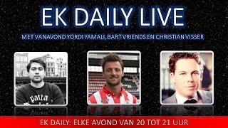 #EKDAILY E26 - Met Yordi Yamali, Bart Vriends en Christian Visser = 5/7/2016