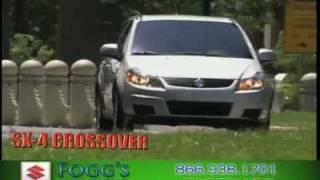 Suzuki SX4 Crossover - Fogg