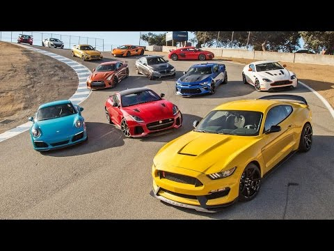 Picking the 2016 Motor Trend Best Drivers Car!