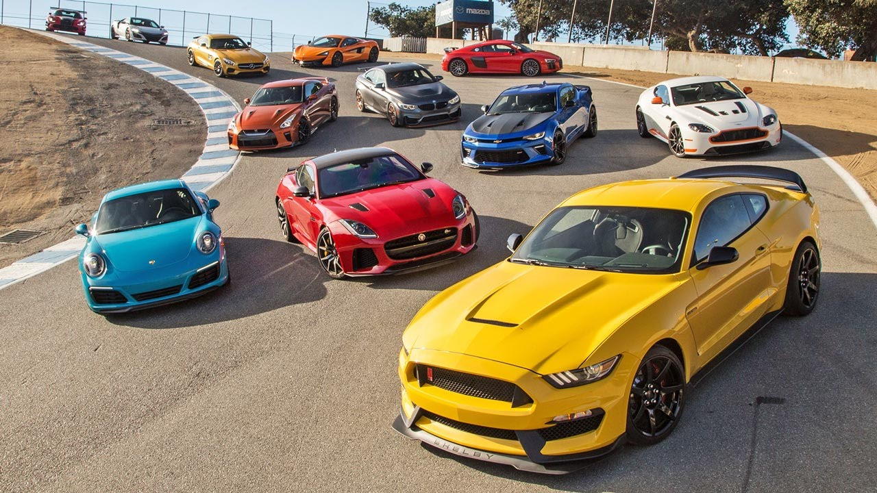 picking the 2016 motor trend best driver 39 s car youtube