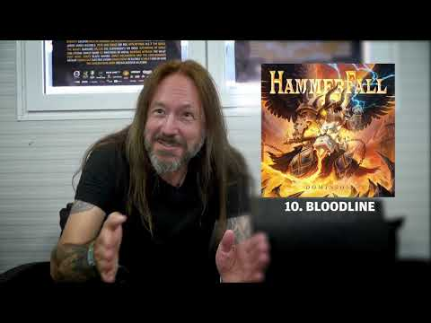HAMMERFALL - Bloodline (Dominion Track by Track) | Napalm Records